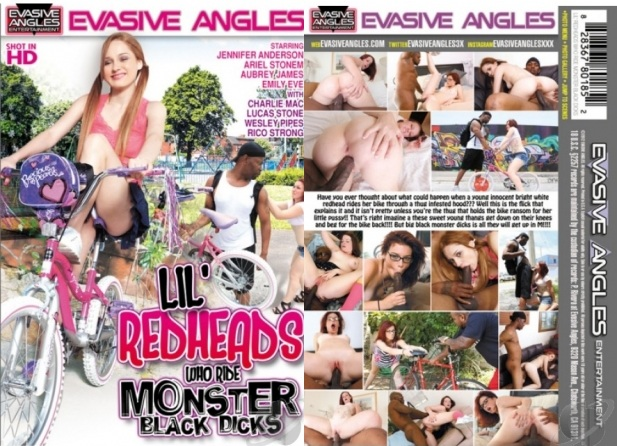 Lil Redheads Who Ride Monster Black Dicks XXX DVDRiP   DivXfacTory Porn Videos, Porn clips and Hottest Porn Videos from Porn World