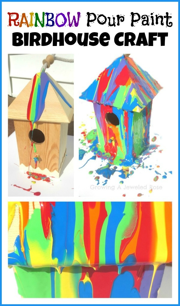 Seeds of love activities to enhance aesthetic and for Paint n pour