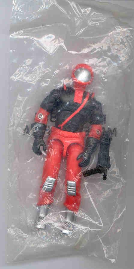 1993 Nitro Viper, Detonator, Bagged, MIB, Mail Away, Hasbro Cananda