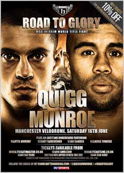 Scott Quigg vs Rendall Munroe (2012)