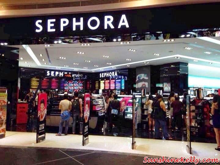 Sephora Nu Sentral, Sephora malaysia, nu sentral, nu sentral shopping mall, shopping mall
