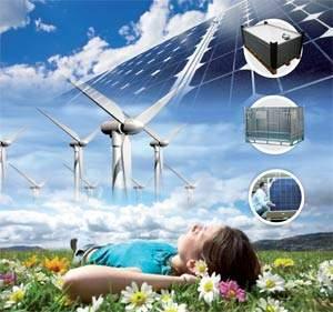 الاستفادة من الطاقة المتجددة