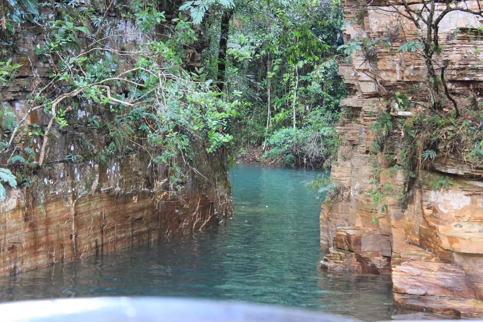 .: Minas Gerais: cachoeiras, trilhas e cayons, verdadeiro