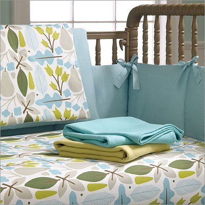 Cool Baby Bedding Sets on This Is A Great Neutral Bedding Set If You Don T Know What You Are