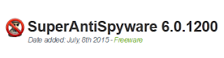SuperAntiSpyware 6.0.1200 For Windows