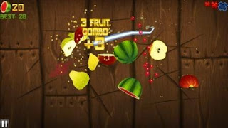 Fruit Ninja v2.3.0 Apk.
