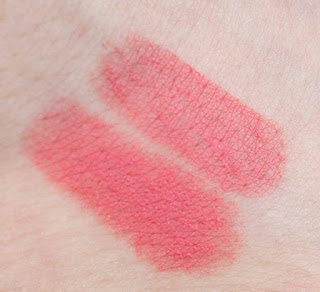 Teeez Cosmetics - Read My Lips Lipstick swatch