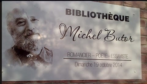 Michel Butor est revenu dans le Nord