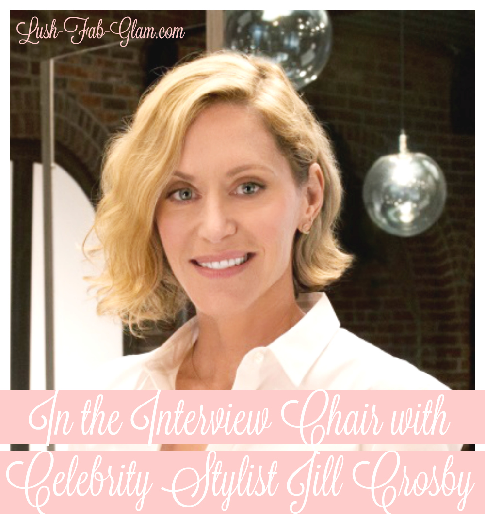 "Say ""Bye, Bye"" to Bad Hair Days With Tips & Tricks From Celebrity Stylist Jill Crosby."