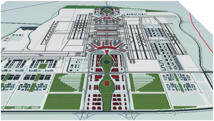 Business plan airport construction china