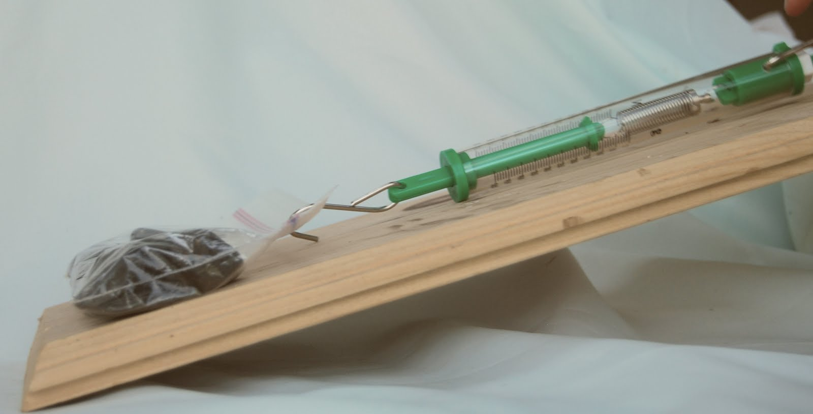 simple machine experiments for
