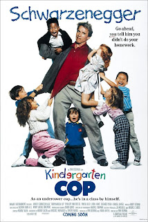 Ver Online:Un detective en El Kinder (Kindergarten Cop) 1990