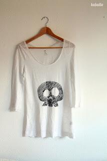 Reciclatex Cómo pintar una camiseta con rotulador