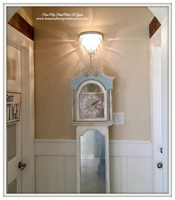 Farmhouse Chic-French Farmhouse-Farmhouse-Guest Hallway-From My Front Porch To Yours