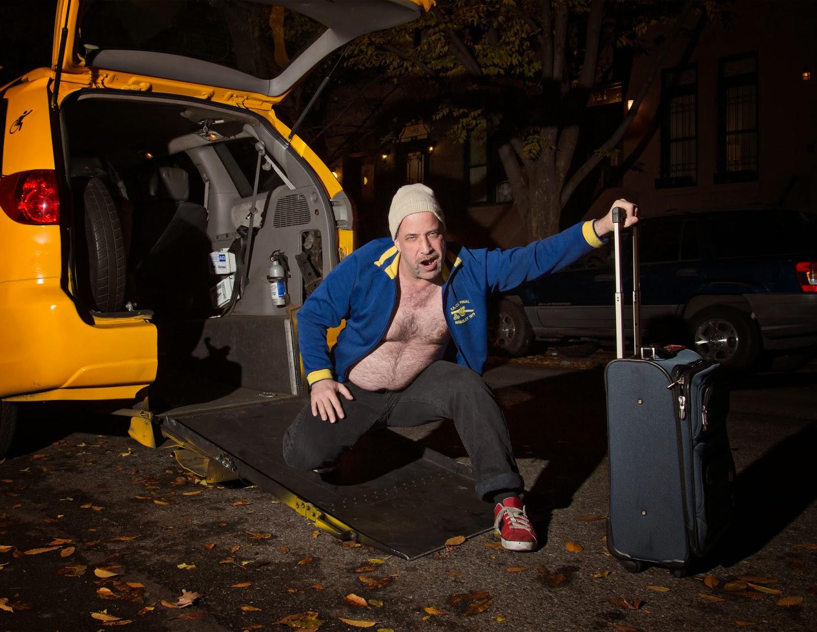 Секс в такси история 17 фотография