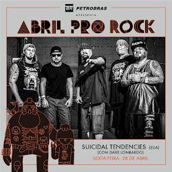 ABRIL PRO ROCK