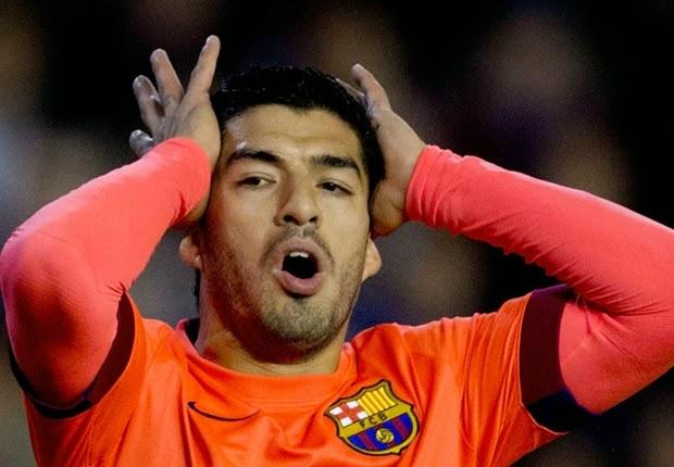 Menanti Gol Gol Suarez Di Barcelona