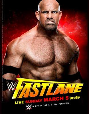 WWE FASTLANE 2017 EN VIVO ONLINE