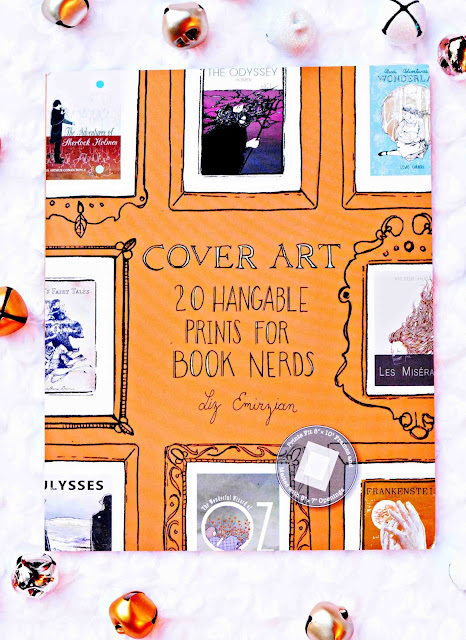 Cover Art 20 Hangable Prints For Book Nerds
