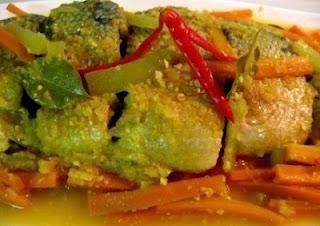 Resep Masakan Bandeng Bumbu Acar Pedas