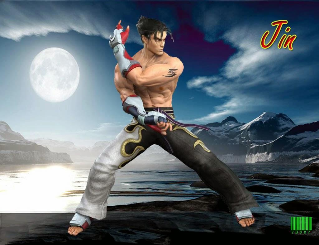 Tekken 4 Game Free download pc full version | Tops Games Free