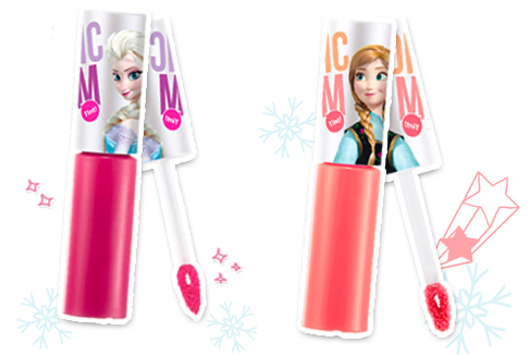 Peripera Disney Frozen Magic Glam Tints