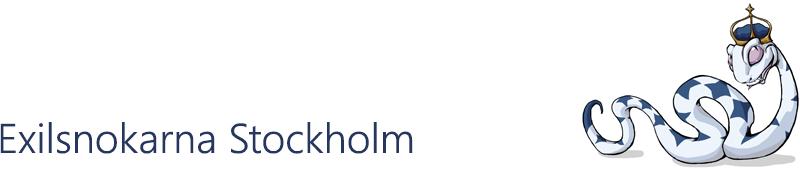 Exilsnokarna Stockholm
