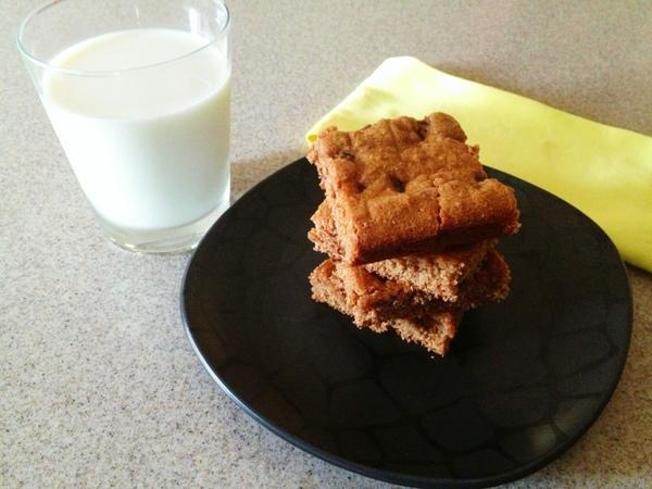 Raisin Bar Cookies