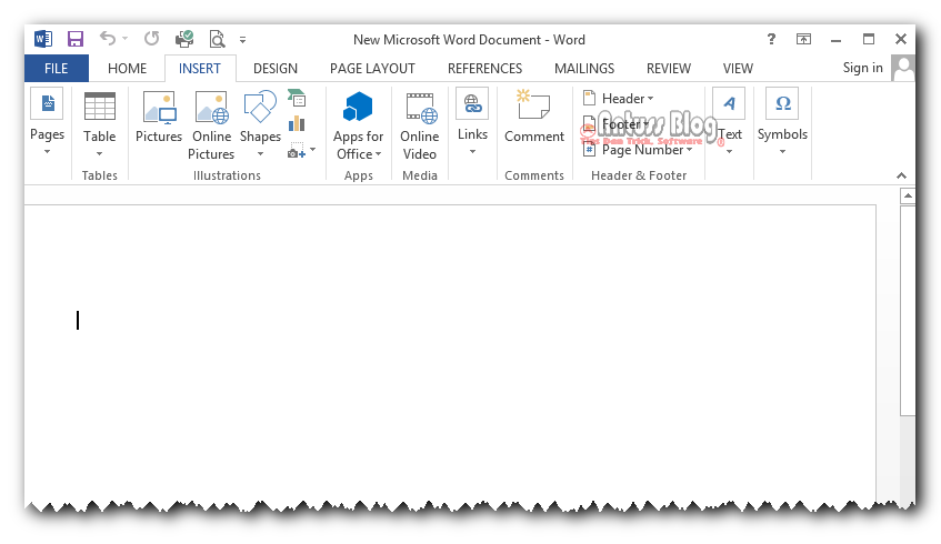 how to use microsoft word 2013 youtube