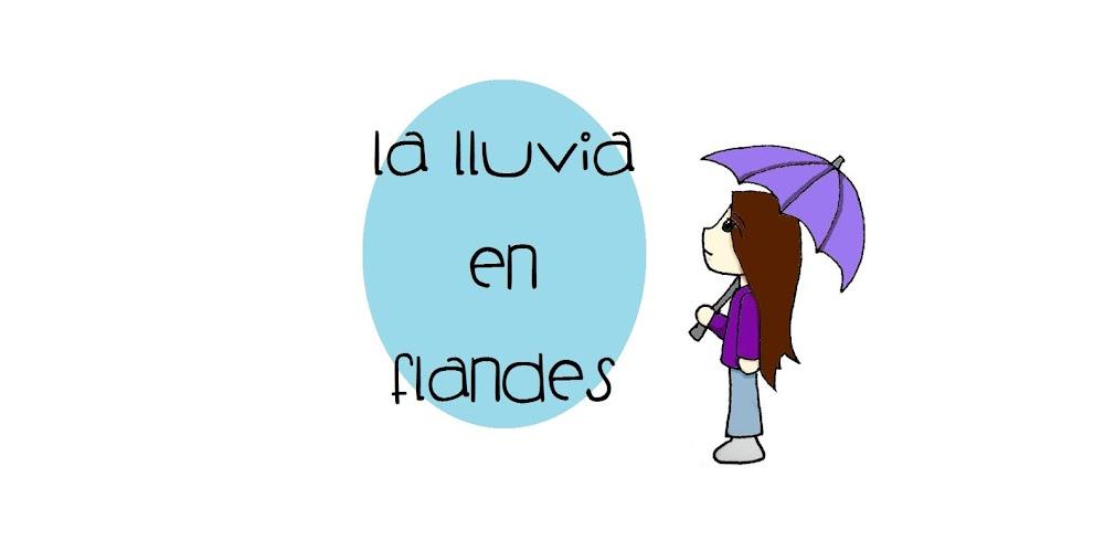 La lluvia en Flandes