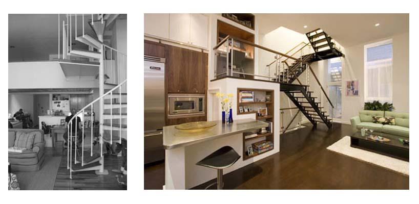 Ristrutturazione di un loft a Greenwich Village: Blog Arredamento ...