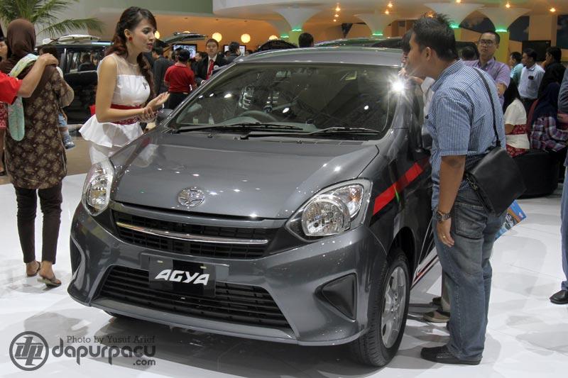 Harga Mobil Ayla Dan Agya