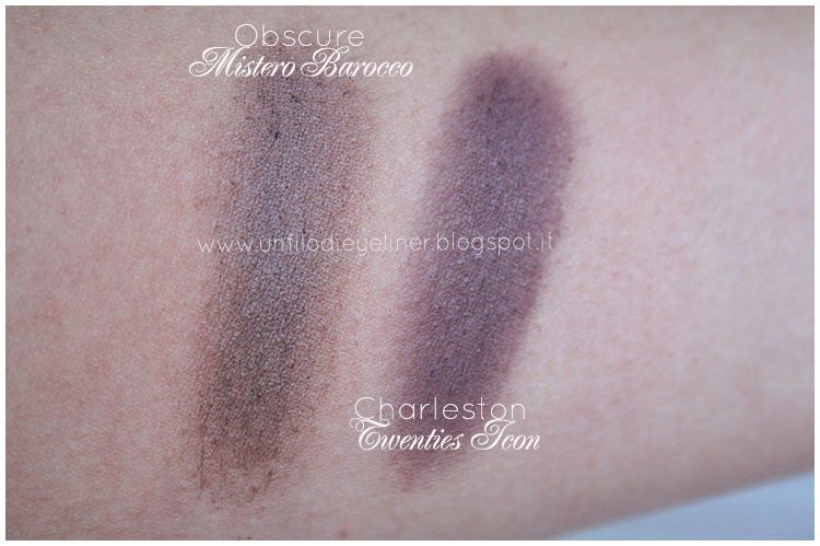 Preview & Swatch: Neve Cosmetics - Obscure Charleston