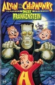 Ver Alvin y las Ardillas conocen a Frankenstein Online Gratis Pelicula Completa