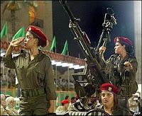 muammar algaddafi female bodyguards 31 Foto foto 40 Perawan Pengawal Pribadi Muammar Qadhafi
