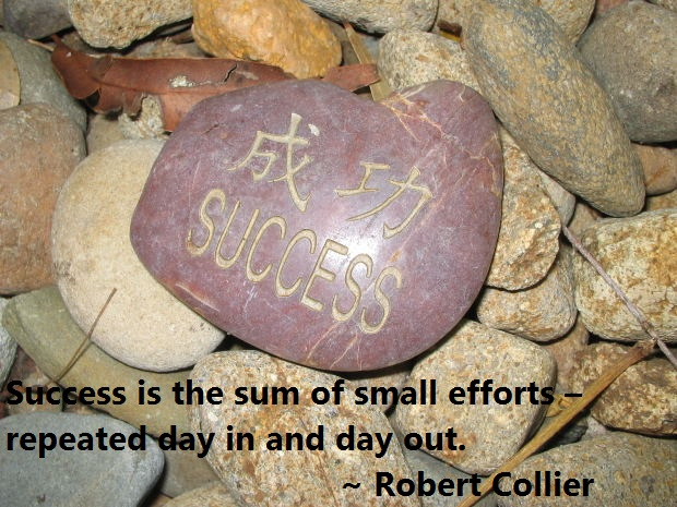 Motivation Quote by Robert Collier