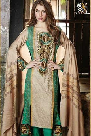 Shaista Eid Ul Azha Collection 2014