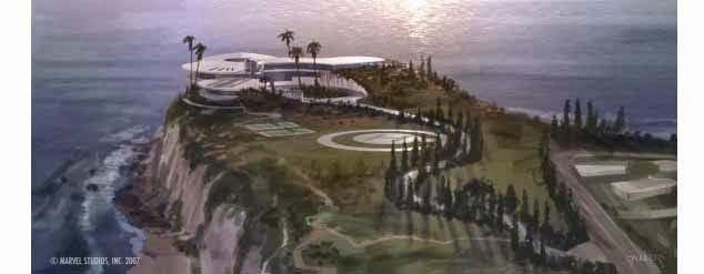 Super Amazing Iron Man S House Interior Design Ideas
