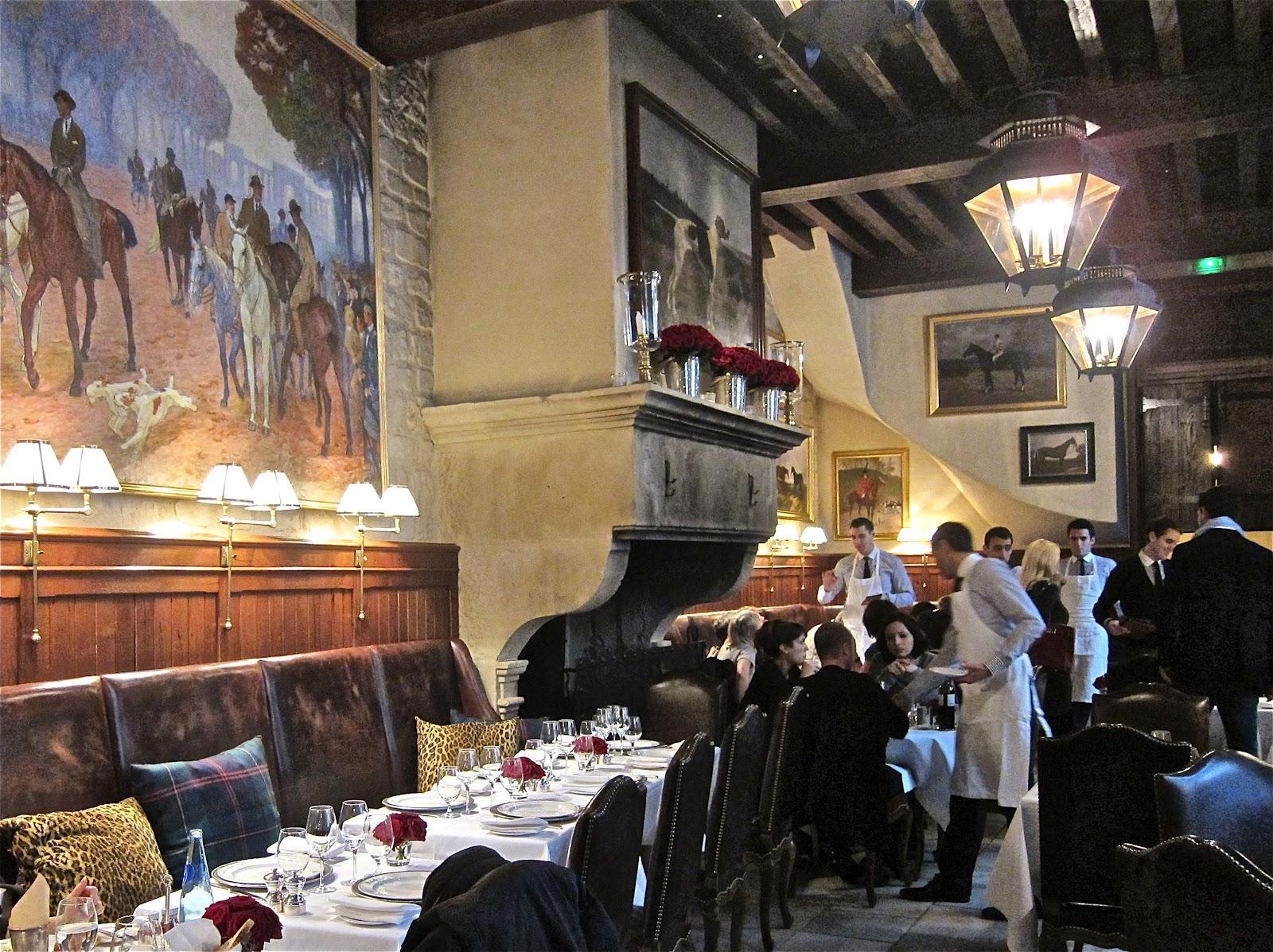Contessanally paris maison et objet art design food restaurants fashion people - Ralph lauren restaurant paris ...