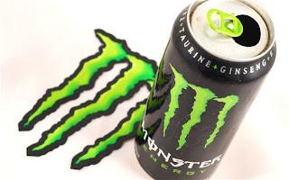 Pesan Tersembunyi Di Logo Monster Energy