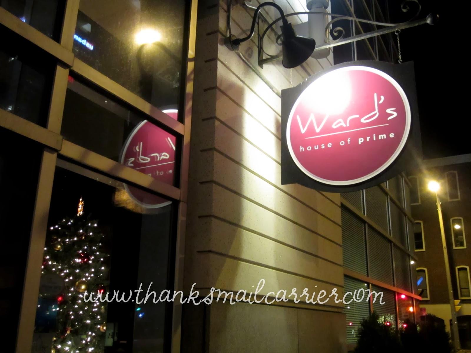 Ward's restaurant
