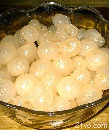 Cách nấu chè hạt sen long nhãn nhục ngon -1