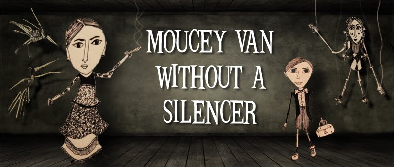 Moucey Van Without A Silencer