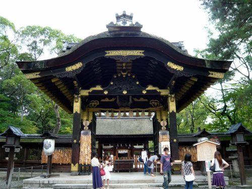 豊国神社(京都市)唐門