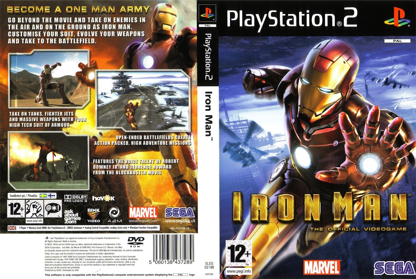 Download Game PS2 ISO dan PS1 Terbaik