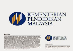 Logo Baharu KPM