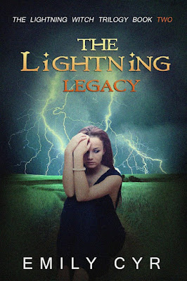 The Lightning Legacy Lightning Witch paranormal Emily Cyr
