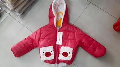 Thanh lý áo khoác trẻ em TL110. Giá 65K