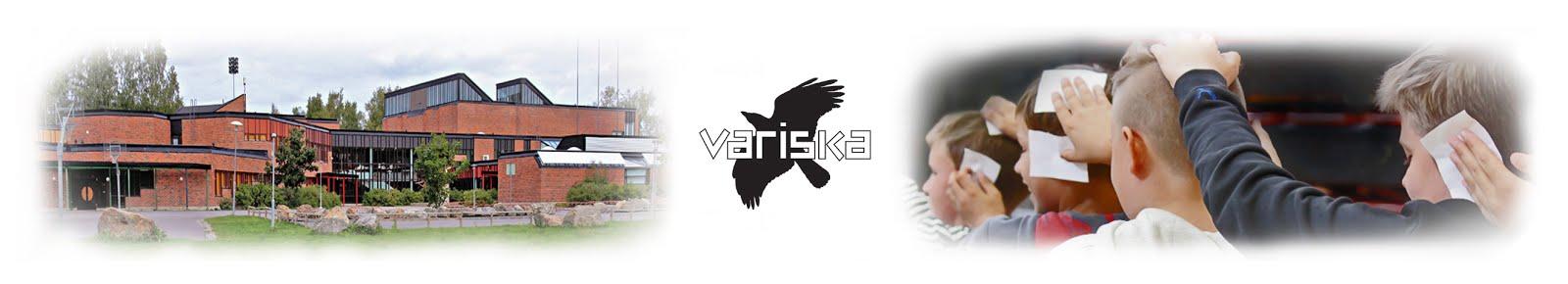 Vaasan Variskan koulun tapahtumia