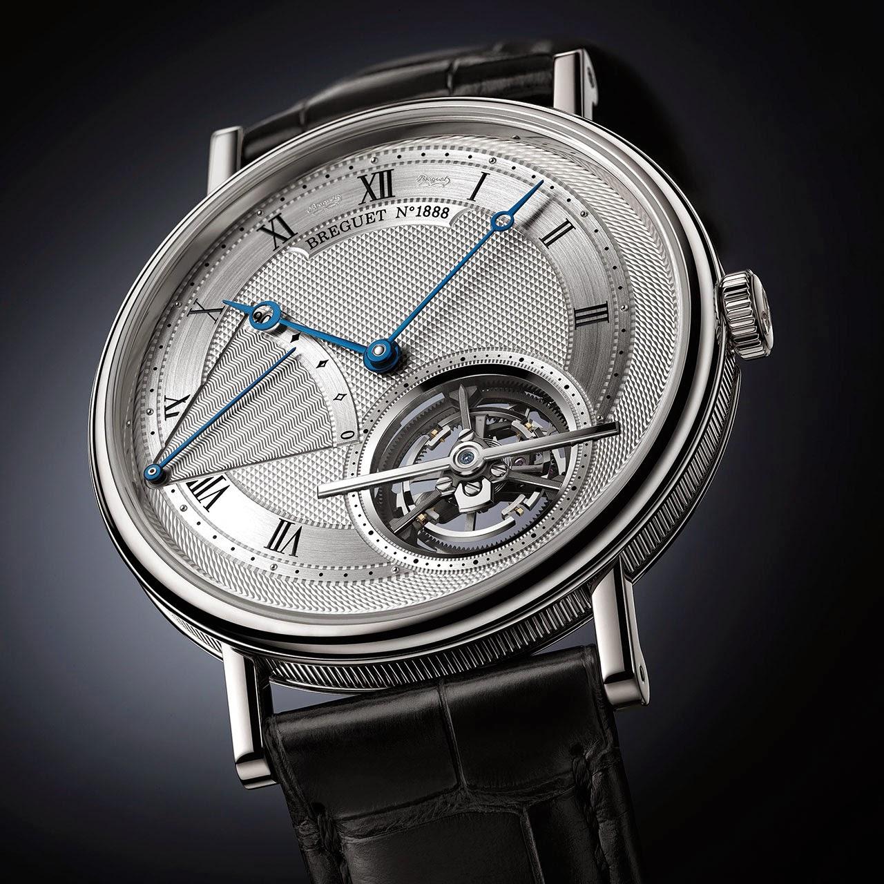 Breguet Classique Grande Complication Tourbillon Extra-Plat Automatique 5377 Watch
